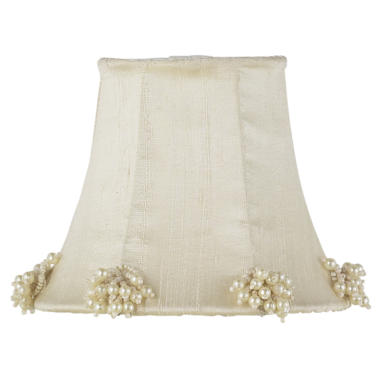 Shade ChandelierPearl Burst Ivory