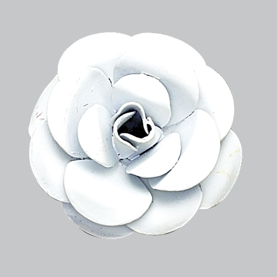Magnet SM Rose White