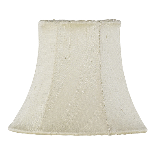 Shade Chandelier Plain Ivory