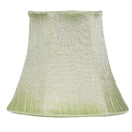 Shade Chandelier Plain Modern Green
