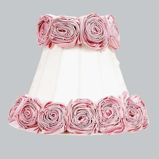 Nightlight Ring of Roses Pink