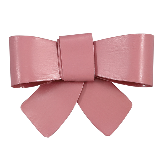 Magnet Bow Bright Pink