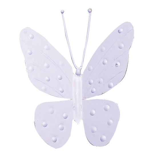Magnet Butterfly Lavender