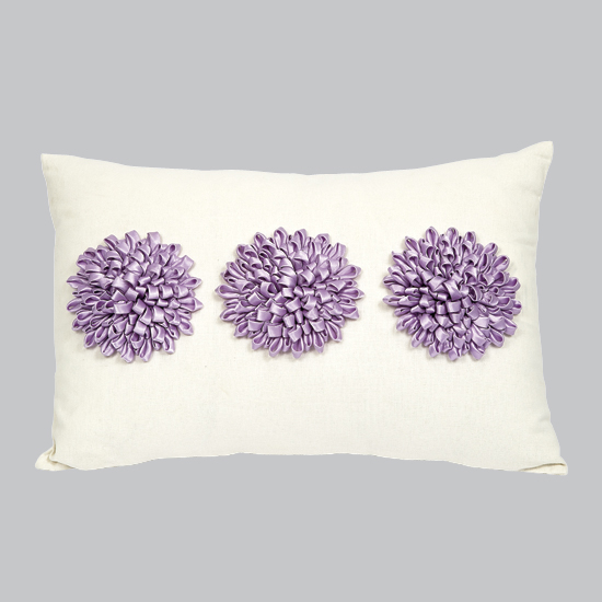 Pillow Dahlia Lavender